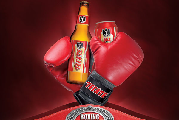 Tecate | Boxing Gloves
