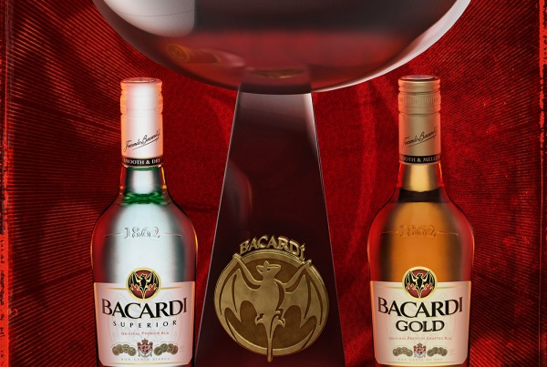 Bacardi | Super Bowl Promotion